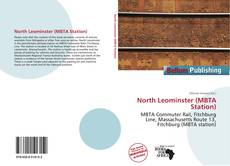 Bookcover of North Leominster (MBTA Station)