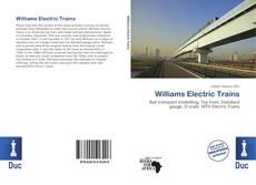 Williams Electric Trains kitap kapağı