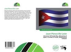 Portada del libro de Juan Ponce De León