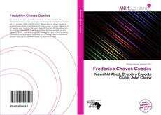 Couverture de Frederico Chaves Guedes