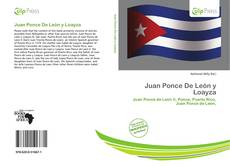 Juan Ponce De León y Loayza kitap kapağı