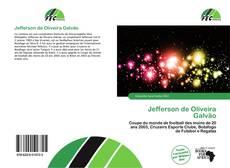 Copertina di Jefferson de Oliveira Galvão