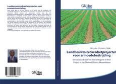 Bookcover of Landbouwmicrokredietprojecten voor armoedebestrijding