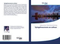 Portada del libro de Spiegelneuronen en cultuur