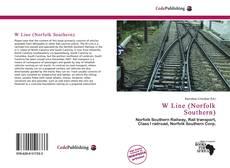 Borítókép a  W Line (Norfolk Southern) - hoz