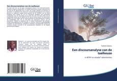 Portada del libro de Een discoursanalyse van de taalkeuze