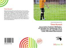 Timo Kunert kitap kapağı