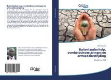 Buitenlandse hulp, overheidsinvesteringen en armoedebestrijding kitap kapağı