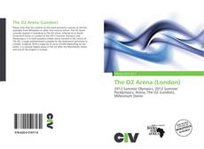 Capa do livro de The O2 Arena (London)