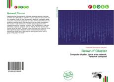 Bookcover of Beowulf Cluster