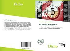 Bookcover of Prunella Ransome