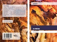 Zer-Würfnis kitap kapağı