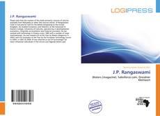 J.P. Rangaswami kitap kapağı