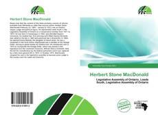 Bookcover of Herbert Stone MacDonald