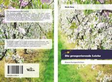Buchcover von Die prosperierende Leiche