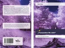 """Buchcover von """"Vernaschen Sie sich!"""""""