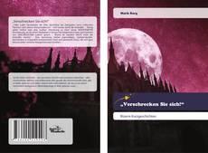"""Buchcover von """"Verschrecken Sie sich!"""""""
