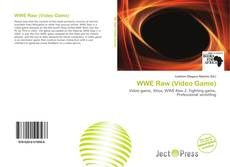 Bookcover of WWE Raw (Video Game)