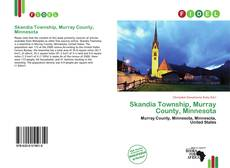 Capa do livro de Skandia Township, Murray County, Minnesota