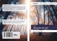 """Bookcover of """"Belauschen Sie sich!"""""""