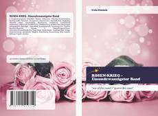 Copertina di ROSEN-KRIEG - Einundzwanzigster Band