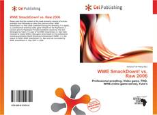 Bookcover of WWE SmackDown! vs. Raw 2006