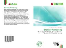 Bookcover of Bromley Armstrong
