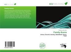 Capa do livro de Family Arena