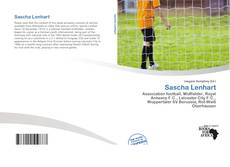 Couverture de Sascha Lenhart