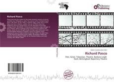 Richard Pasco kitap kapağı