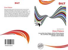 Bookcover of Cow Palace