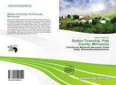 Bookcover of Sletten Township, Polk County, Minnesota