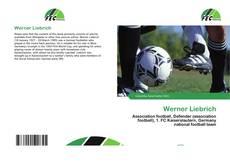 Buchcover von Werner Liebrich