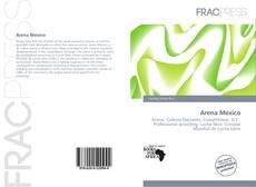 Capa do livro de Arena México