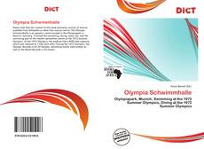 Bookcover of Olympia Schwimmhalle
