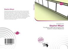 Bookcover of Stephen Moyer