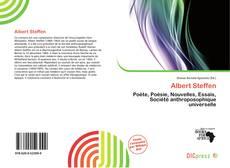 Buchcover von Albert Steffen