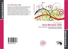 Bookcover of Série Mondiale 1990