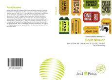 Bookcover of Scott Maslen