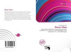 Bookcover of Óscar Ulloa