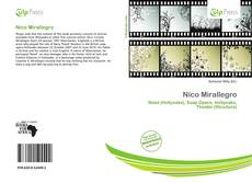 Copertina di Nico Mirallegro