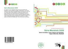 Bookcover of Série Mondiale 2008