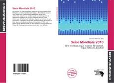 Bookcover of Série Mondiale 2010