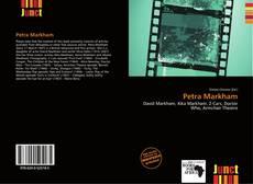 Buchcover von Petra Markham