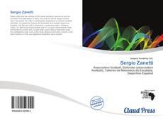 Portada del libro de Sergio Zanetti