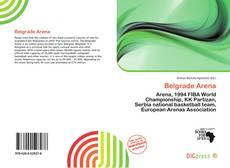 Capa do livro de Belgrade Arena