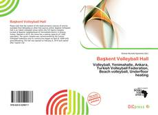 Couverture de Başkent Volleyball Hall