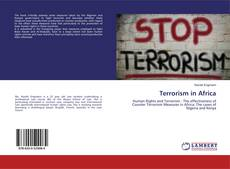 Bookcover of Terrorism in Africa