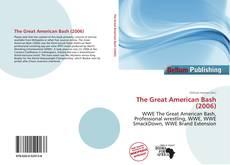 Portada del libro de The Great American Bash (2006)