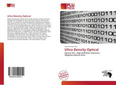 Buchcover von Ultra Density Optical